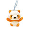 Amuse Colorful Panda Baby - Mini Strap Orange