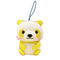 Amuse Colorful Panda Baby - Mini Strap Yellow