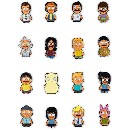 Bob's Burgers Enamel Pin - Blind Box