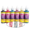 Coloration Confetti Glitter Glue 4 oz - Dolphin Aqua with Borax