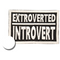 Fantastic Fam Patch - Extroverted Introvert