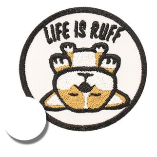 Fantastic Fam Inc Patch - Life is Ruff