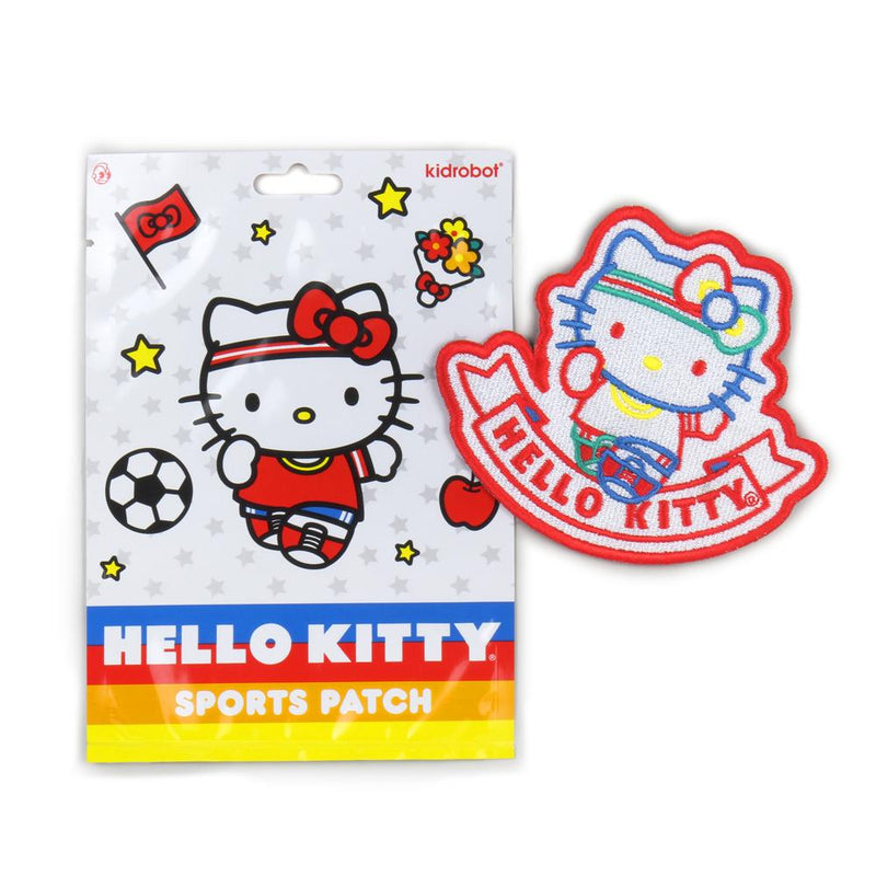 Hello Kitty x Sports Patches