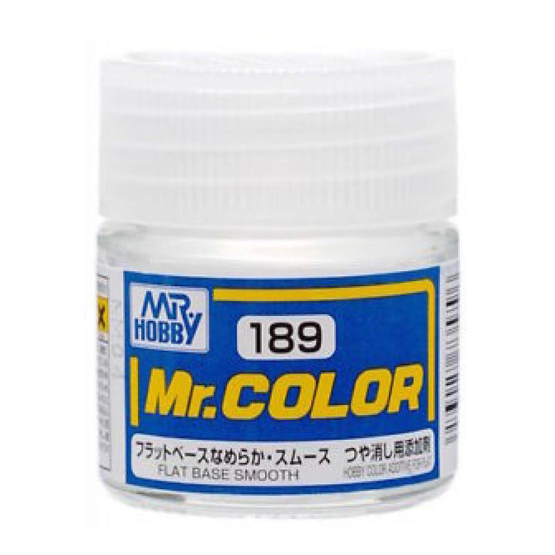 Mr. Color Paint C189 Flat Base Smooth 10ml