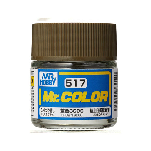Mr. Color Paint - Brown 3606 C517 10ml