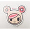 Tokidoki Sticker - Donutella Face