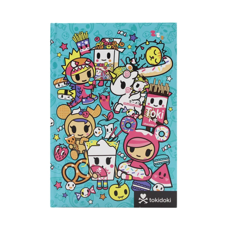 Tokidoki Notebook Hard Cover - All You Can Eat