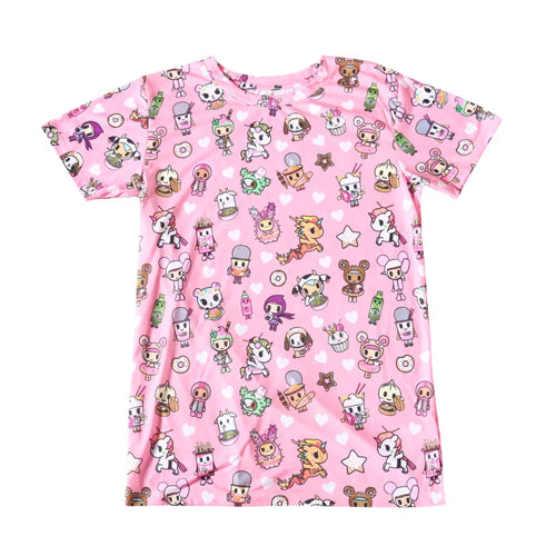 Tokidoki T-shirts Ramen Craving Boy Fit Tee