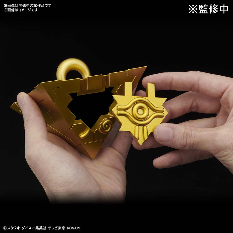 [New! Pre-Order] YU-GI-OH! ULTIMAGEAR MILLENNIUM PUZZLE