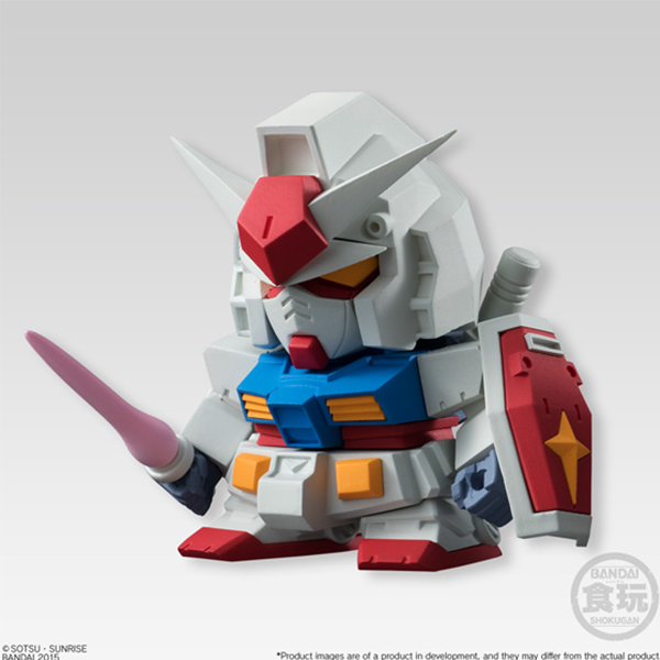 Build Model Mobile Suit Gundam Vol. 3