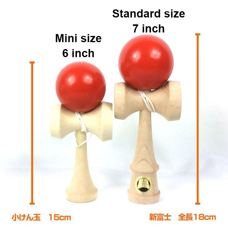 Shin Fuji Mini Kendama Sky Blue