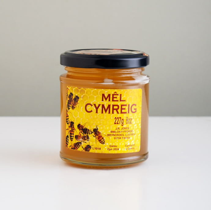 JR Jones Welsh Honey