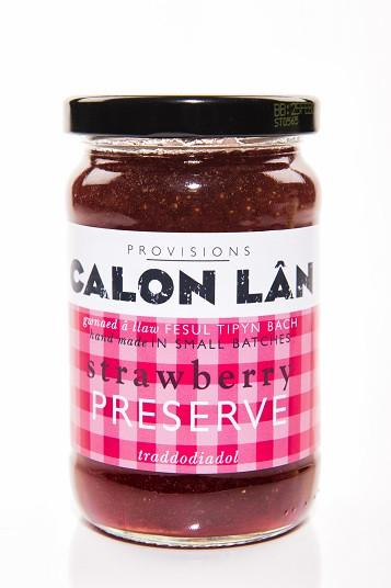 Calon Lân Strawberry Preserve