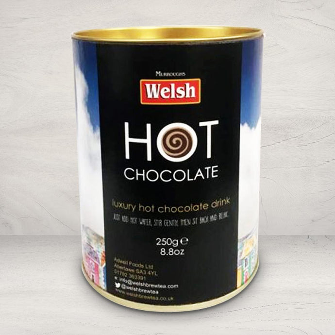 Welsh Brew Luxury Hot Chocolate 250g