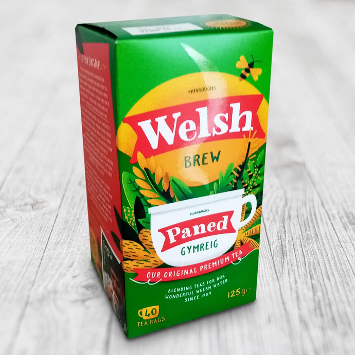 Welsh Brew 40 Tea Bags