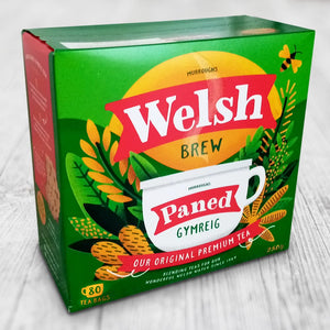 Welsh Brew 80 Tea Bags