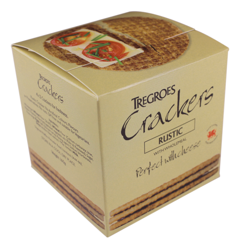 Tregroes Rustic Crackers (12/pack)
