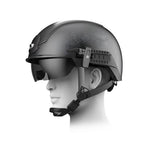 IR Smart Fever Measurement Helmet - CE FCC