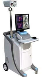 Fever Measurement Kiosk - CE FCC