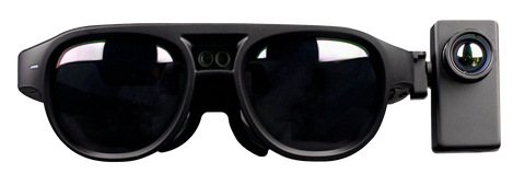 IR Fever Measurement Glasses - CE FCC