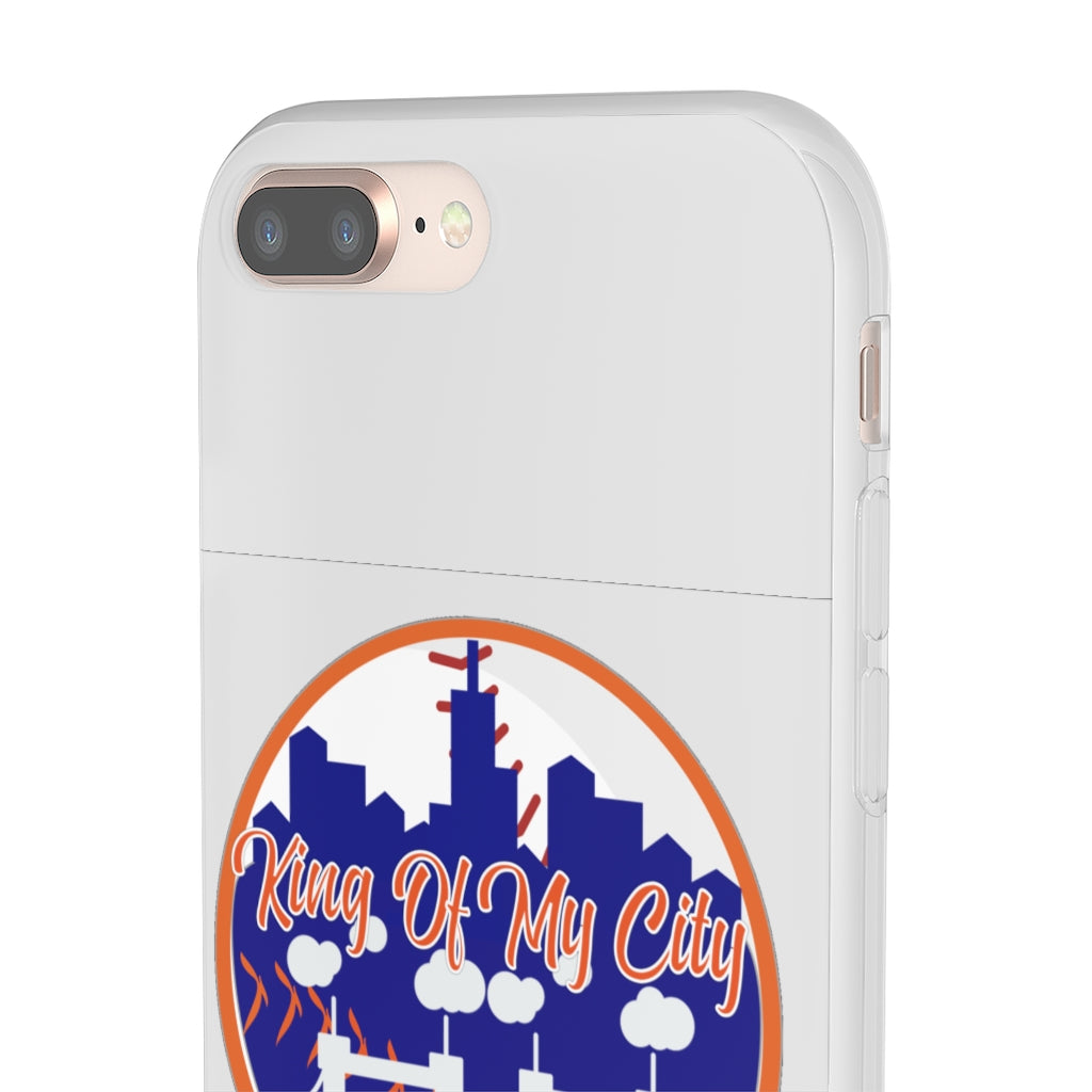 King Of My City Flexi Cases