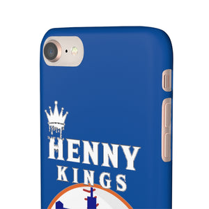 King Of My City Snap Cases