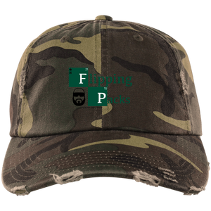 Flipping Packs Dad Cap