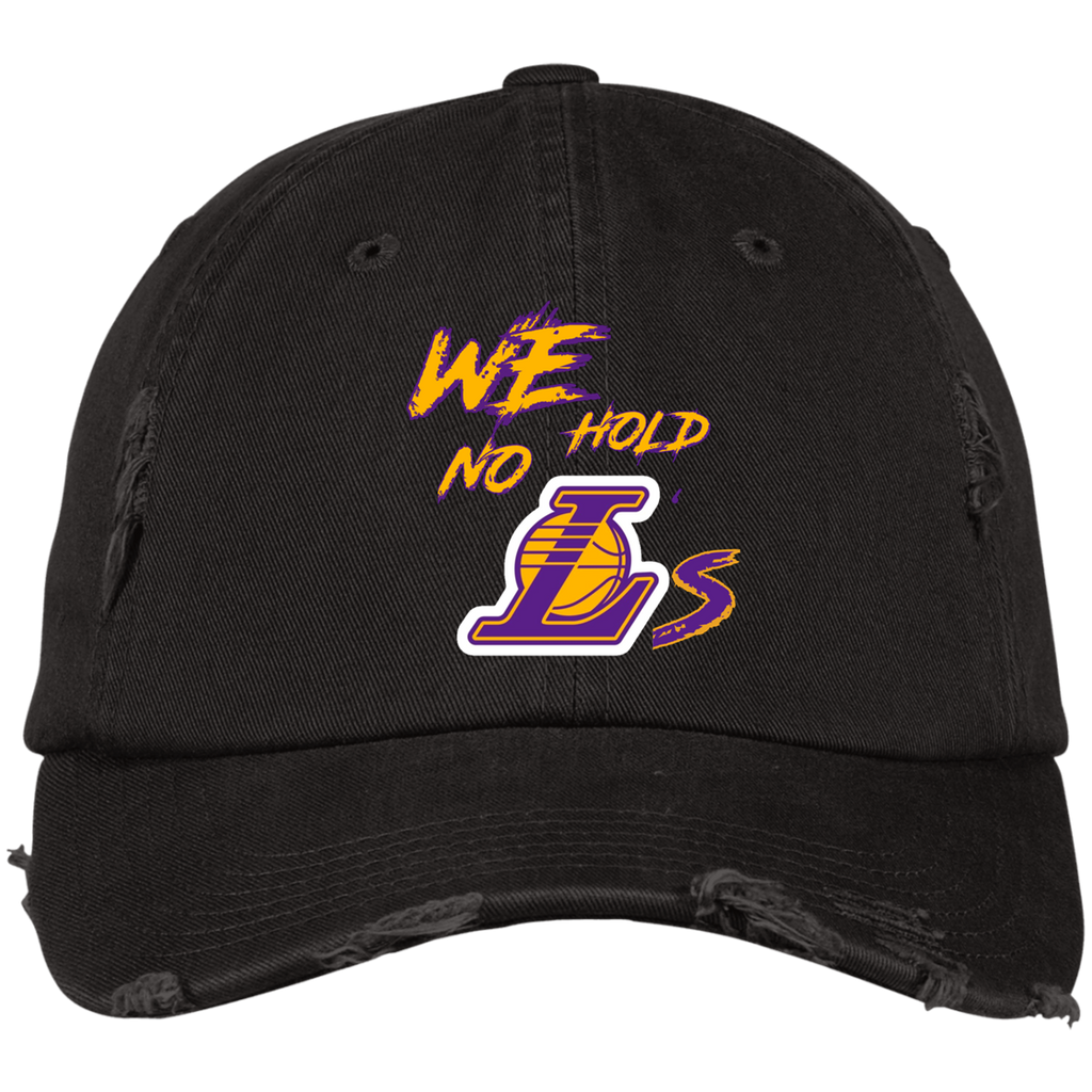 HKB Lakers Dad Cap - Henny Kings