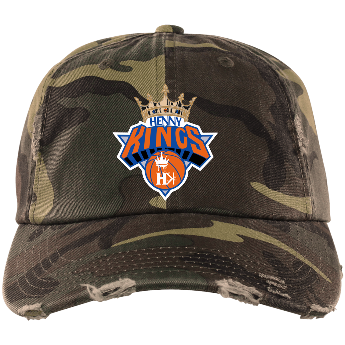 HKB Knicks Dad Cap