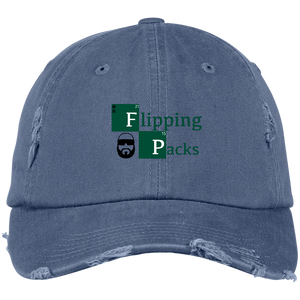 Flipping Packs Dad Cap - Henny Kings
