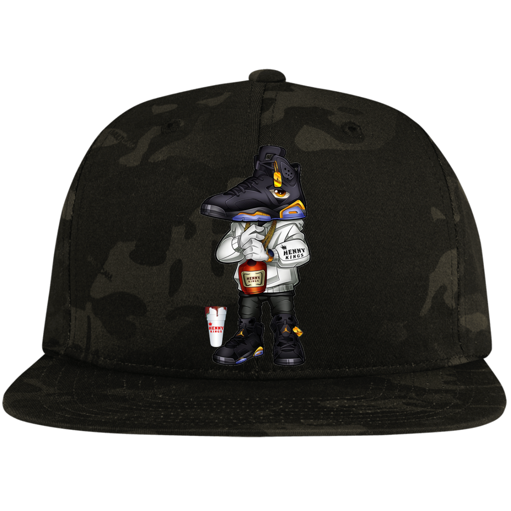 Flee Gang Snapback Hat - Henny Kings