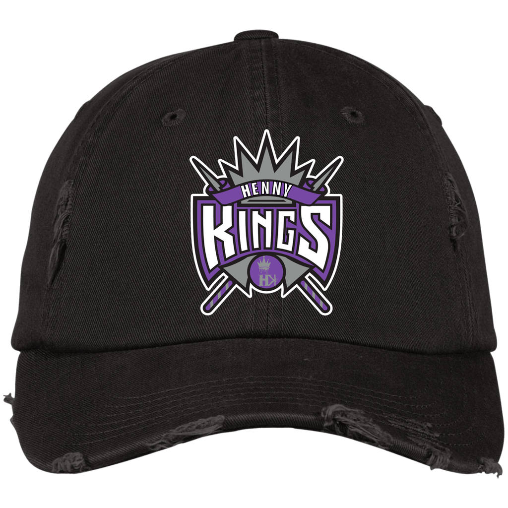 HKB Kings Dad Cap - Henny Kings
