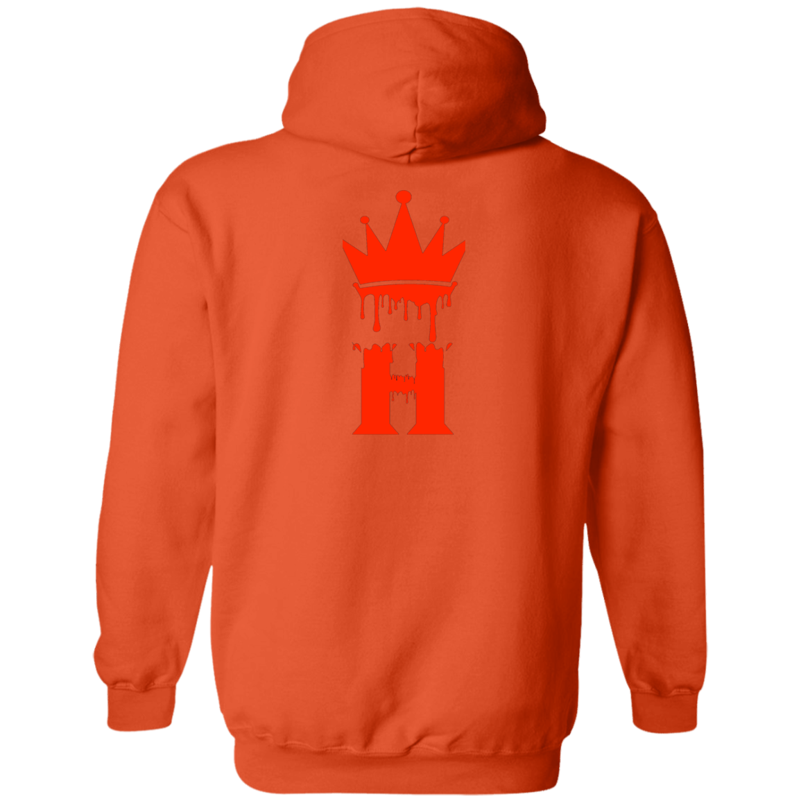 Straight Cash Pullover Hoodie