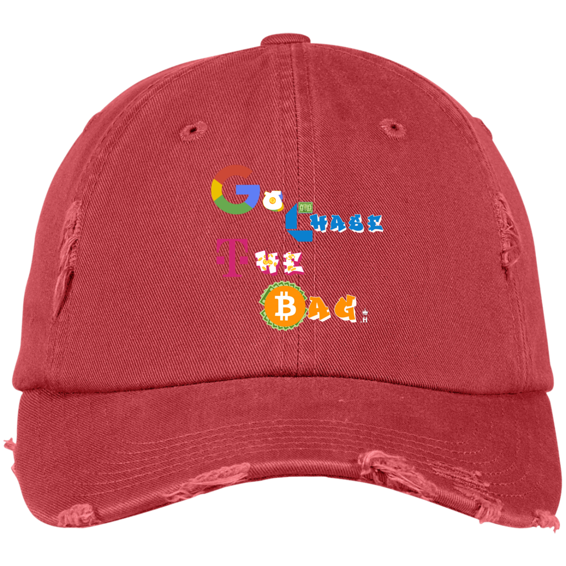 Henny Kings C.T.B Dad Hat - Henny Kings