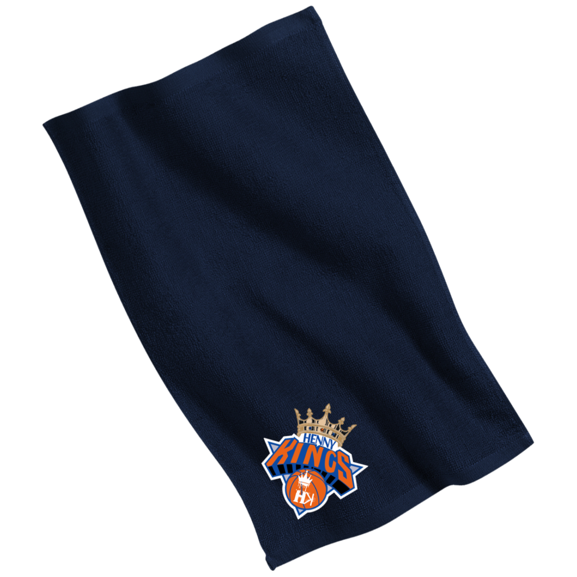 HKB Knicks Sweat Towel - Henny Kings