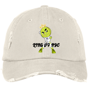 Green K.O.M.C Dad Hat - Henny Kings