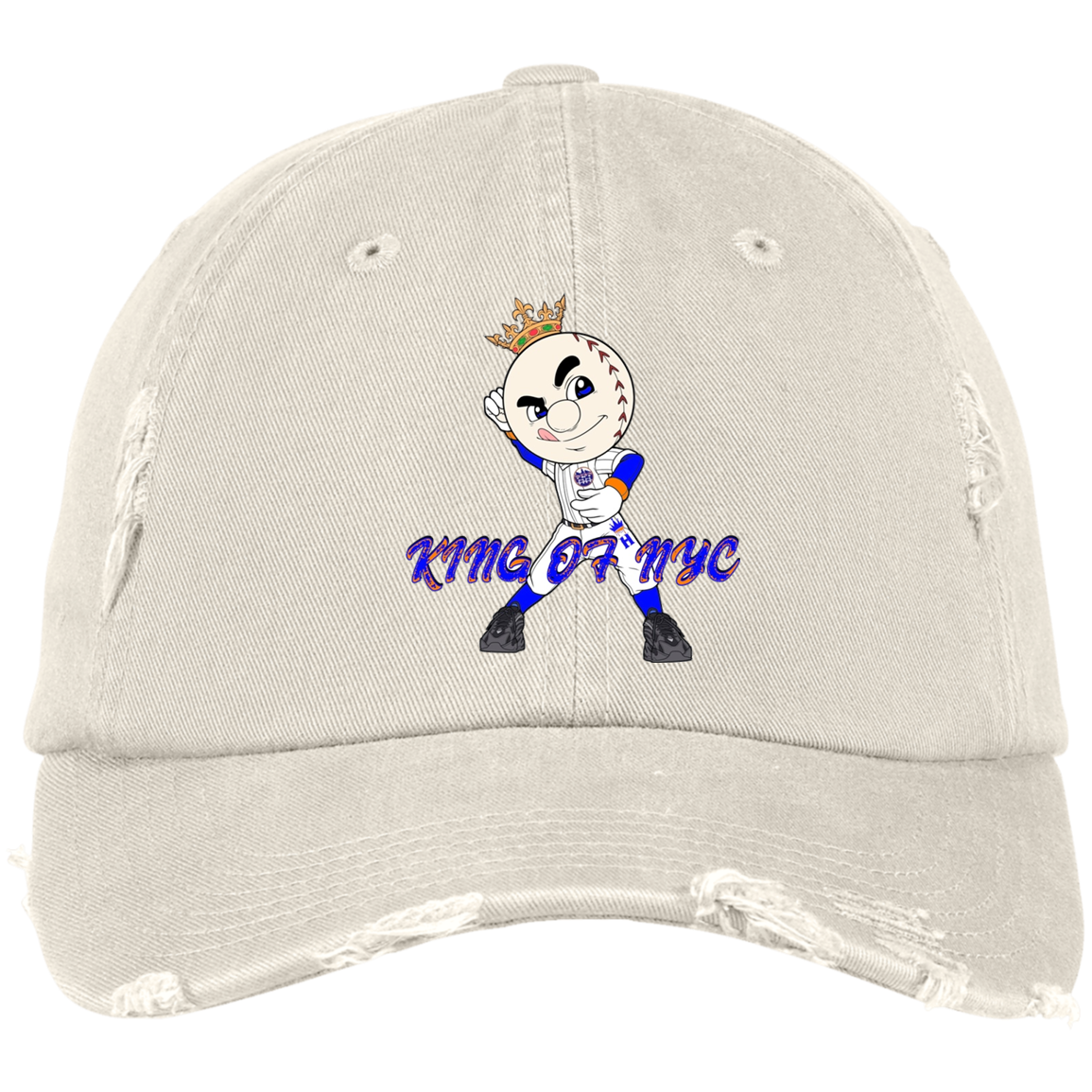 King Of NYC Dad Hat - Henny Kings