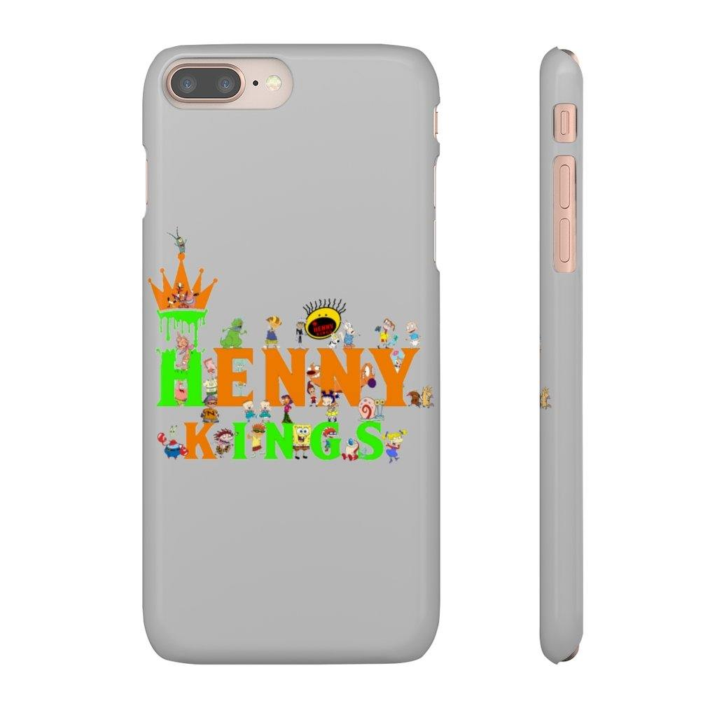 90's Back Snap Cases - Henny Kings