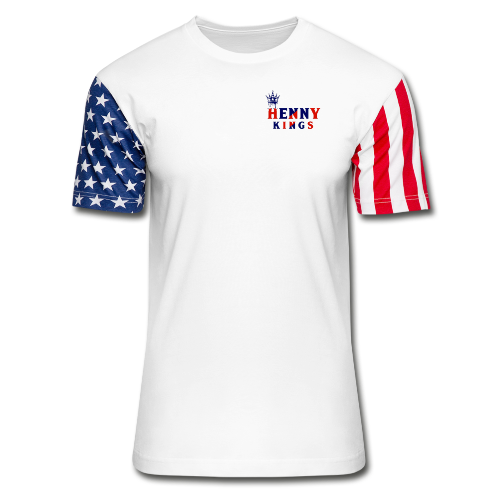 Henny Kings 4th Of July T-Shirt - white