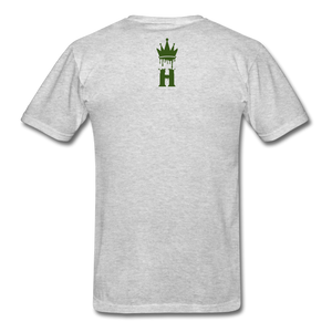 Henny Kings Glow In The Dark T-Shirt - heather gray