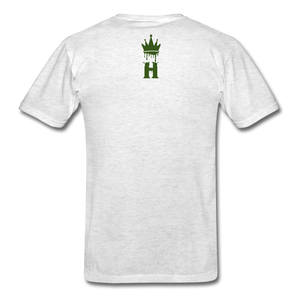 Henny Kings Glow In The Dark T-Shirt - light heather gray