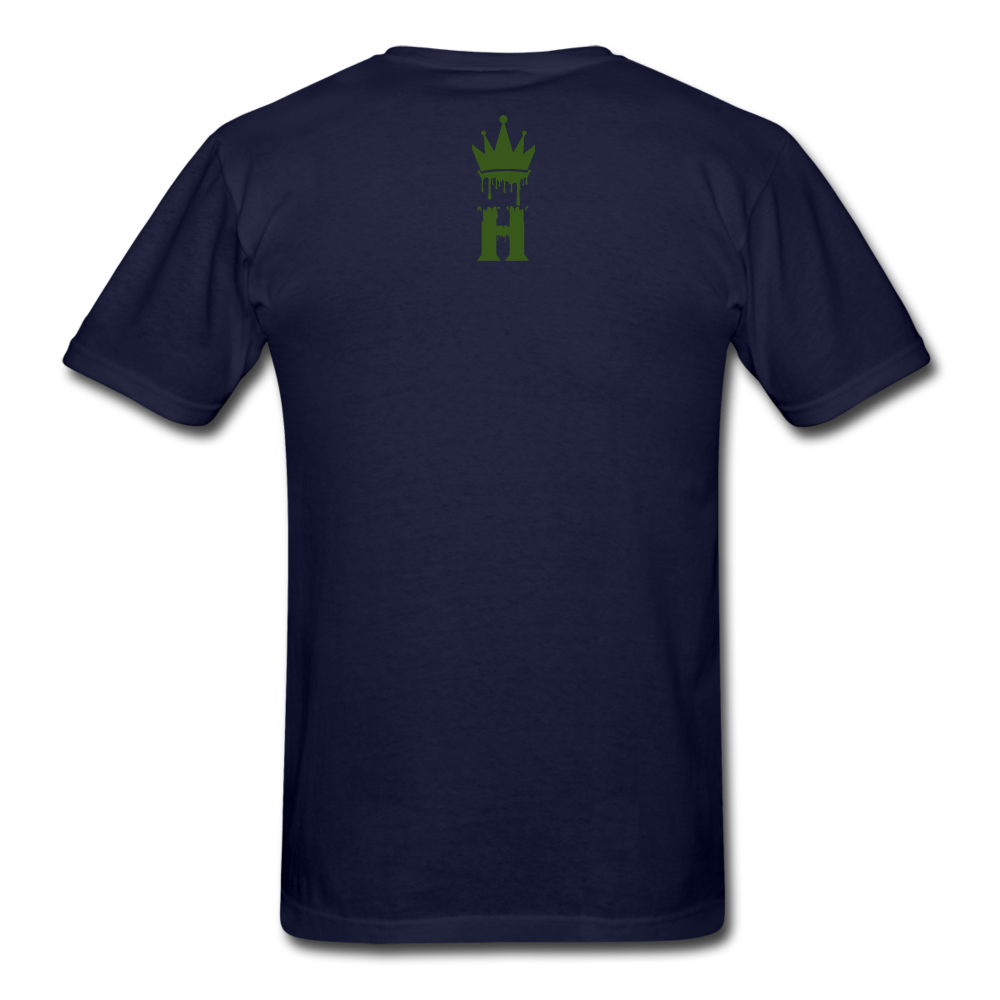 Henny Kings Glow In The Dark T-Shirt - navy