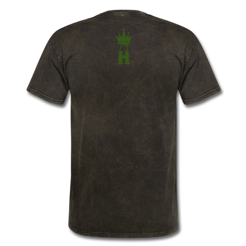 Henny Kings Glow In The Dark T-Shirt - mineral black