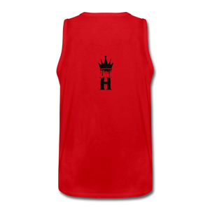 Henny Kings Clip Tank Top - red