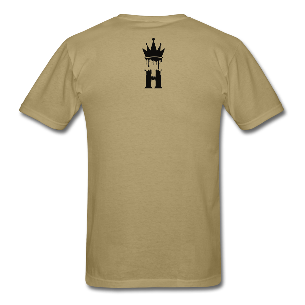 Henny Kings Clip T-Shirt - khaki