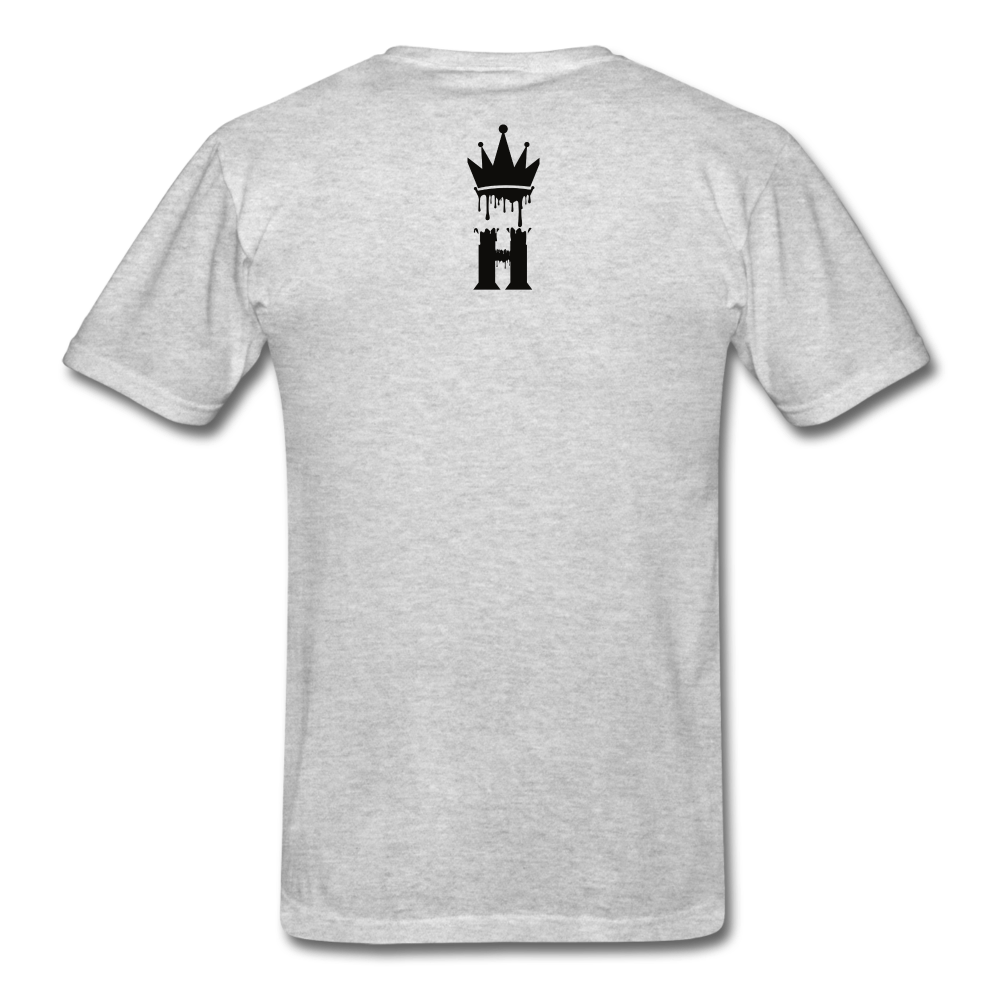 Henny Kings Clip T-Shirt - heather gray