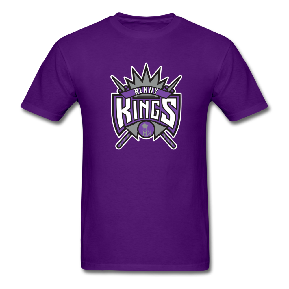 HKB Kings T-Shirt - purple