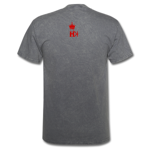 Peep The Opps T-shirt! - mineral charcoal gray