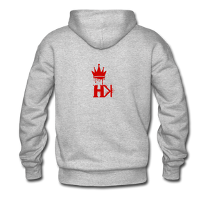 HKB Rockets Hoodie - heather gray