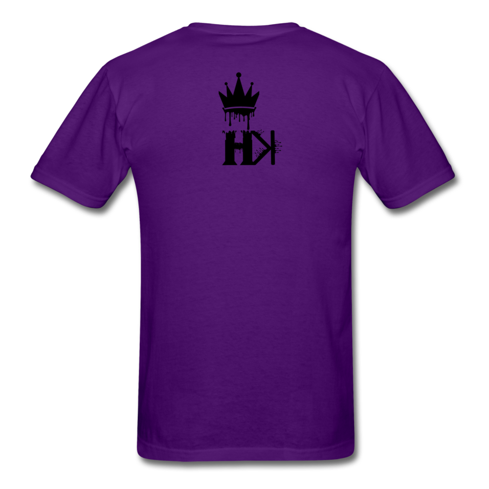 HKB Brooklyn T-shirt - purple